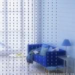 Rèm pha lê nhà phố-căn hộ-biệt thự