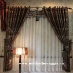 Rèm Cửa Phòng Khách ROM4-A1