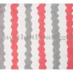 Thảm Trải Sàn – Thảm dậm chân Ấn Độ ADSM 0001 Sọc xám đỏ