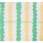 Thảm Trải Sàn – Thảm dậm chân Ấn Độ ADSM 0001 Sọc xanh vàng