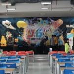 Công trình trang trí Rèm Cửa VinaGame – 182 Parkson Plaza Lê Đại Hành, Q.11