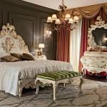 Giường ngủ cổ điển Châu Âu HG05
