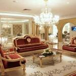 Ghế sofa cổ điển Châu Âu HG10