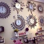 Đồng hồ treo tường nghệ thuật- HG05