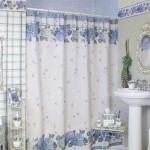 Màn cửa phòng tắm mang đến không gian thoải mái cho bạn