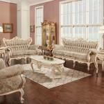 Ghế sofa cổ điển HG11