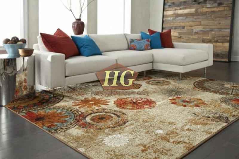 Thảm trải sàn dệt bằng Sợi Polyester